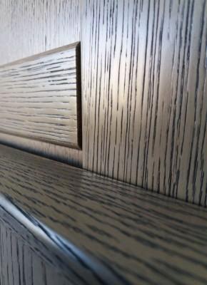 Βαφή ξύλου ντεκαπέ λεπτομέρεια